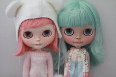 my little twin stars by Simmi., via Flickr