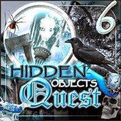 Download a Free Halloween App w/ Kids Mode! {Hidden Objects Quest 6: Spooky Decay} | SassyDealz.com