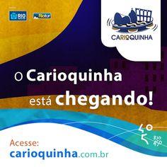JORNAL O RESUMO - TURISMO - JORNAL O RESUMO: O velho Projeto Carioquinha agora vai trazer turis...