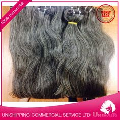 2016 Top Selling Wholesale Grade 7a Virgin Hair Brazilian Real Grey Human Hair Extensions, View human hair, Unihair Product Details from UNISHIPPING COMMERCIAL AND SERVICE COMPANY LIMITED on Alibaba.com