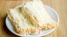 Receita simples de bolo cremoso de coco e leite condensado - Mdemulher