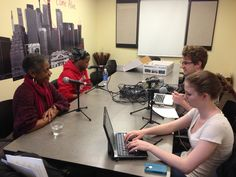 """Arleigh is interviewed for """"The Common Thread,"""" an audio podcast of the Howard Thurman Center, Boston University"""