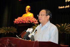TP HCM quyết tâm đột phá - Người Lao Động