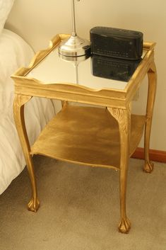 Marvelous How Many Times Have You Seen A Piece Of Furniture Like This? Paint Or Gold