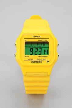 Timex 80 Digital Watch  #UrbanOutfitters
