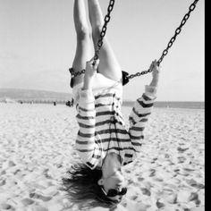 Swing big!