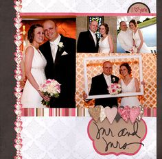 Mr. and Mrs. - Scrapbook.com