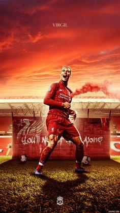 Liverpool Fc Wallpaper, Liverpool Wallpapers, Liverpool Fans, Nba Wallpapers, Football Liverpool, Football Celebrations, Virgil Van Dijk, Red Day, Premier League Champions