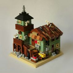 If you're not inclined to fork over money for 21310 Old Fishing Store, Simon NH has you covered. This microscale recreation is do good that I actually thought it was the real set, albeit zoomed out, when I scrolled past it in my feed. A lot of different colours and shapes had to be crammed into this …