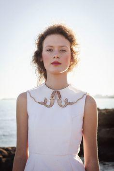 mermaid collar