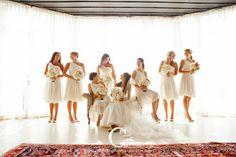 Fiori Bridal Blog: Ladies in White