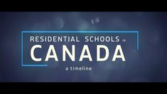 """The history of residential schools in Canada can be traced as far back as the century. Watch the """"Residential Schools in Canada Timeline"""" video to learn. Social Networking Sites List, Do The Needful, Rv Show, Resume Writing Services, Residential Schools, Social Bookmarking, Job Posting, Money Management, Timeline"""
