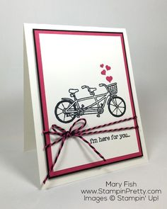 A Preview of Sale-A-Bration Pedal Pusher! | Stampin' Pretty