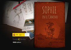 El Camino de Santiago: Sophie en el Camino