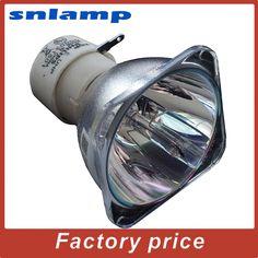 Original  Projector lamp / Bulb BL-FU240A//SP.8RU01GC01  bare lamp for  HD25-LV HD25 DH1011 EH300 HD131X HD2500 HD30 HD30B