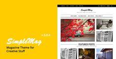10+ Best #WordPress News, #Magazine, #Blog #Theme #Templates Which We Prefer Mostly