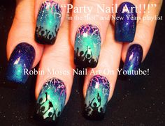 Robin Moses Nail Art: December 2015