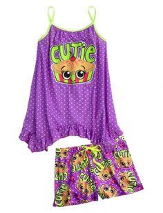 Cutie Pie Pajama Set