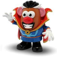 Marvel Doctor Strange Mr. Potato Head PopTater