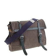 North Sea Clothing messenger bag
