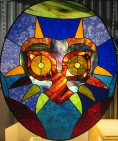 Zelda | 14 Geeky Stained Glass Pieces