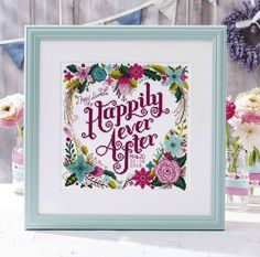 """Love, actually"" is a project available in Cross Stitch Crazy 214"
