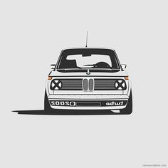 car illustration 15 Beautiful Illustrations of Iconic Classic Cars - Airows Bmw 2002, Auto Illustration, Automobile, Bmw Classic Cars, Best Muscle Cars, Diesel Cars, Bmw 5 Series, Car Posters, Car Drawings