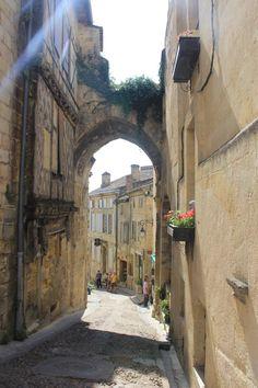 Saint Emillion, France
