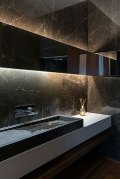 Decorate Bathrooms In Dark Tones   Dare To Use Colors   Shower Remodeling