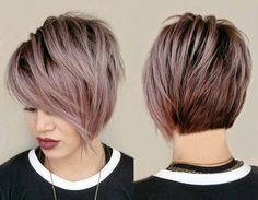 Dusty Rose + Stretched Root ... by @sojourn_ @colorproofhair Artistic Specialist #behindthechair #dustyrose #haircolor