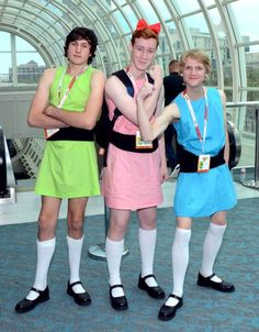 """You had us at """"boy version of 'The Powerpuff Girls.'"""""""