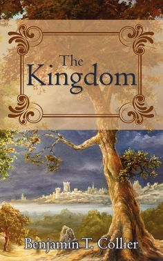 The Kingdom by Benjamin T. A medieval fantasy novella by the Christian Author. A fantasy novel taking place in the fictional Kingdom of Allandor. Writing Fantasy, Fantasy Books, Fantasy World, City By The Sea, Writing Contests, Fantasy Races, Daughters Of The King, Medieval Fantasy, Cover Art