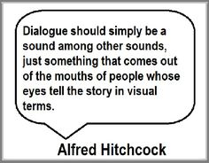 Alfred Hitchcock Quotes, Coming Out, Dog Tags, Dog Tag Necklace, Eyes, Going Out, Cat Eyes, Gender Reveal Parties