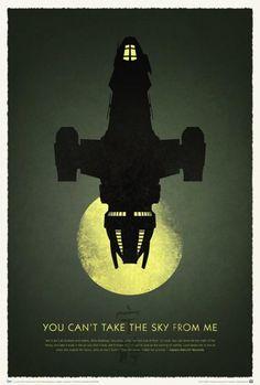 Cartel conmemorativo del 10º Aniversario de #Firefly