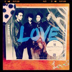アルバム「LOVE」