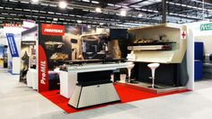 Our stand design for #frestems at #eurosatory2014