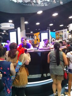 SDCCBlog's 2014 San Diego Comic-Con Photo and Video Experience