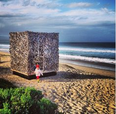 INSTAGRAM 18 Aug. Vanessa van Vreden Photography. Beach Mansion. Site_Specific #LandArtBiennale in #Plett. #LandArt Add Image, Your Image, Beach Mansion, Genius Loci, Photo Competition, Photography Photos, Driftwood, Photo Art, This Is Us