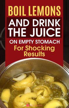 Detox Drinks to cleanse Healthy Detox, Healthy Drinks, Healthy Weight, Detox Recipes, Healthy Recipes, Snacks Recipes, Healthy Tips, Cake Recipes, Boil Lemons