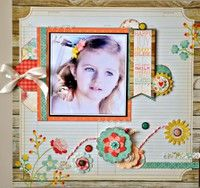 A Project by hogansmom from our Scrapbooking Gallery originally submitted 03/12/12 at 07:24 AM