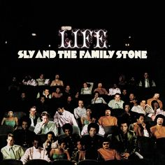 Sly & The Family Stone - Life (1968)