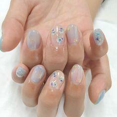 nail inspiration | pinterest @softcoffee