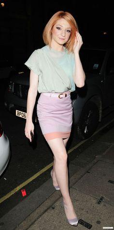 Nicola Roberts! Love her.