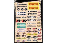 Σετ Αυτοκόλλητα με λογότυπα    Σετ αυτοκόλλητα με λογότυπα εταιριών  Συνολική διάσταση φύλλου : 30χ46εκατοστά  ➡️ Αποστολή σε όλη την Ελλάδα 🚛 Δωρεάν μεταφορικά από 100€ ☎️ Τηλ: 211 8 500200 ☎️ Τηλ: 210 921 5555 ☎️ Τηλ: 210 921 7777 Hot Rods, Periodic Table, Periodic Table Chart, Periotic Table