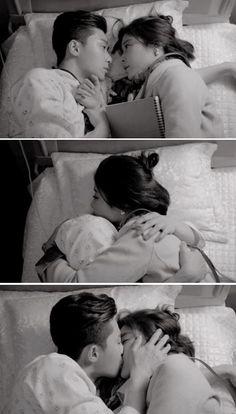 You want to be kissed again? // She Was Pretty - kdrama - omo my feels