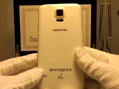 Samsung Galaxy S5 Dubai Edition.