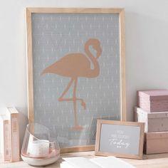 COPPER copper glass tealight holder H 17 cm Pastel Home Decor, Cute Home Decor, Deco Rose, Flamingo Decor, Glass Tea Light Holders, Pastel House, Glass Artwork, Room Additions, Room Inspiration
