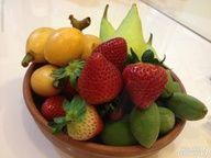Fresh Fruits...Bon appetit فاكهة طازجة...صحتين