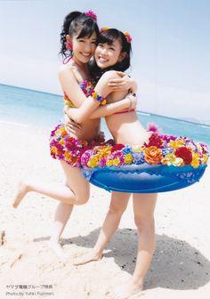 AKB48 31th ► Sayonara Crawl - Watanabe Mayu & Watanabe Miyuki