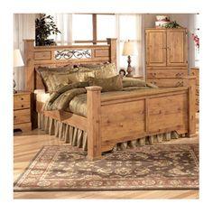 starmore queen panel bed | master bedroom ideas | pinterest